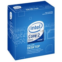 Intel C2D E8400 3.0GHz Retail